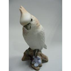 Papoušek - ROYAL DUX BOHEMIA