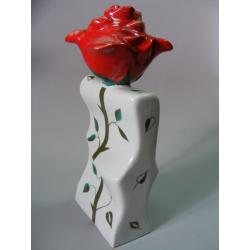 Růže - Royal Dux, Ludmila Vojířová