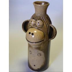Kunštátská keramika - Opice