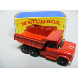 Matchbox - Dodge Dumper truck