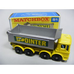 Matchbox - 8 Wheel Tipper