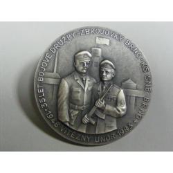 Vítězný únor - Zbrojovka Brno 1983