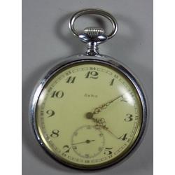 Starožitné kapesní hodinky Eska