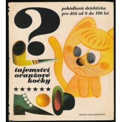 Tajemství oranžové kočky
