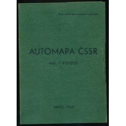 Automapa ČSSR