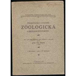 Praktická cvičení zoologická a biologické pokusy