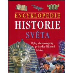 Encyklopedie historie světa : úplný chronologický průvodce dějinami lidstva