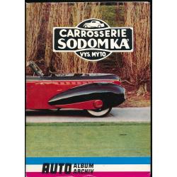 Carrosserie Sodomka Vysoké Mýto - Auto album archiv