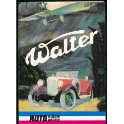 Auto album archiv - Walter