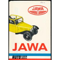 Auto album archiv - Jawa