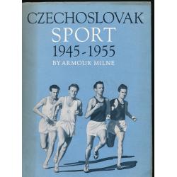 Czechoslovak sport 1945-1955