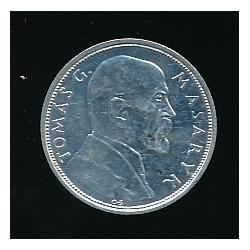 Mince 10 Kč - Desáté výročí vzniku Československé republiky 1918 - 1928