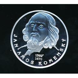 Medaile -Největší osobnosti českého národa - Jan Amos Komenský