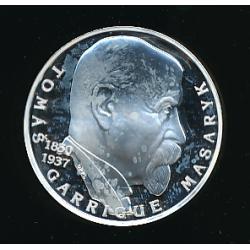 Medaile - Největší osobnosti českého národa - T. G. Masaryk