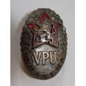 Odznak VPU J. Hakena