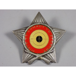 Mistr čs. armádyve střelbě, 1951-1992