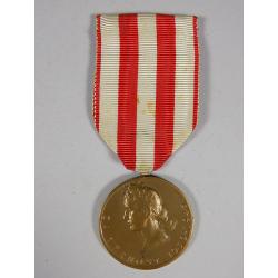 Československá medaile Za věrnost 1939-1945.
