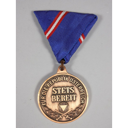 Stets Bereit - Medaile - Rakousko