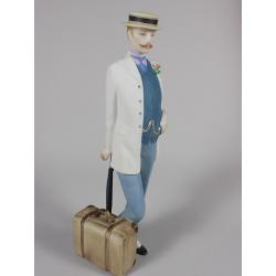 Pán s kufrem  - DUX