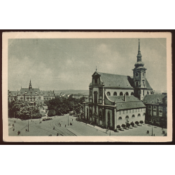 Brno - Moravské náměstí