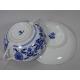 Šálek a podšálek bujón (na polévku) s oušky 0,25 l / 17,5 cm, Cibulák, originální z Dubí