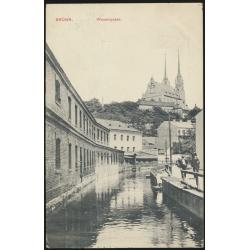 Brno - Wassergasse - Vodní