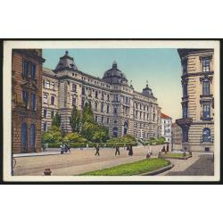 Brno - Rooseveltova - Justiční palác