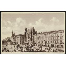 Brno - Nádraží - Wilsonovo náměstí