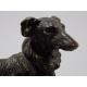 Pes - bronz
