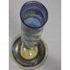 Vázička z tenkého foukaného skla