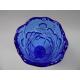 Váza - modré sklo