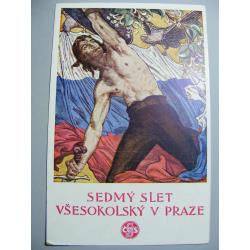 Sedmý slet všesokolský v Praze