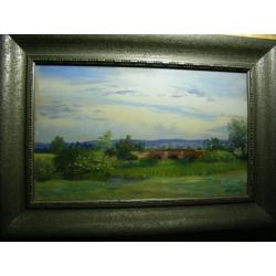 Obraz  Ehrenhaft Ludvík  (1872 - 1955) - Krajina