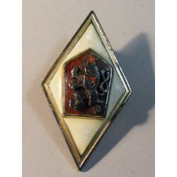 Odznak pro absolventy vojenských vysokých škol - ČSSR - Stříro
