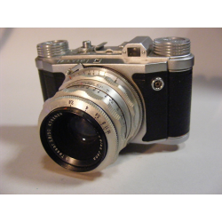 Starý fotoaparát ALTIX (Altissa)