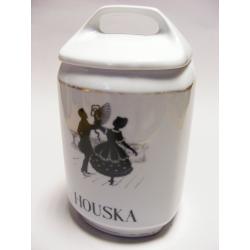 Dóza - Houska, velká, Bystřice u Teplic