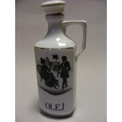 Dóza - olej, Bystřice u Teplic