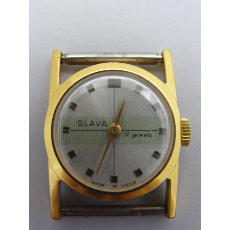 Slava - Ruské hodinky - dámské. Loading zoom 64ac753361b