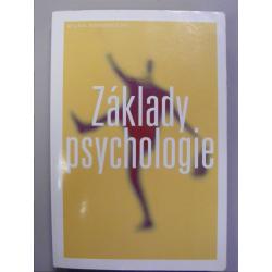 Nakonečný Milan - Základy psychologie