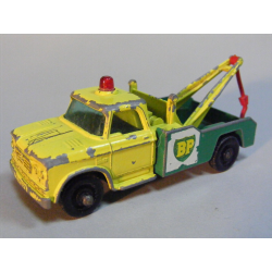 Matchbox Series 13  - Dodge Wreck Truck