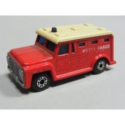 Matchbox Armored truck