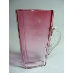 Starý lázeňský pohár Karlsbad