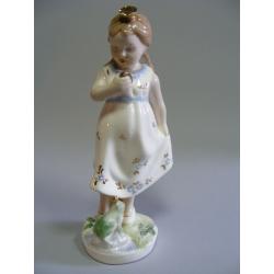 Royal Dux - princezna s žábou